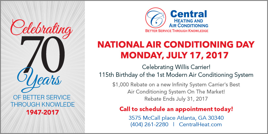 National-Air-Conditioning-Day