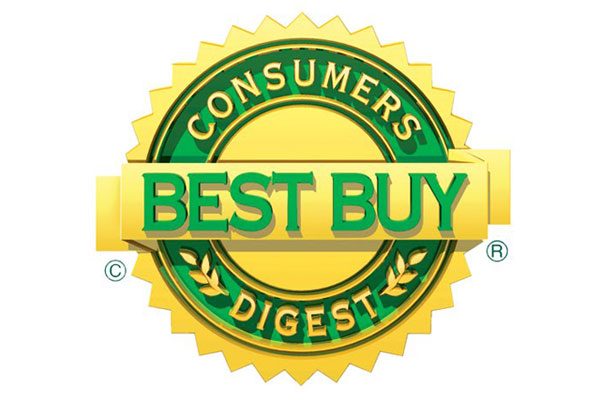 Consumers Digest® Best Buy